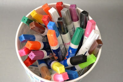 Elmer's Painters, Crafts, Tutorial, DIY