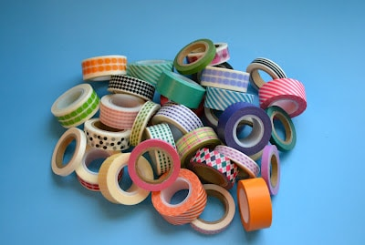 Craft Projects, DIY, Top Ten, Supplies, Washi Tape