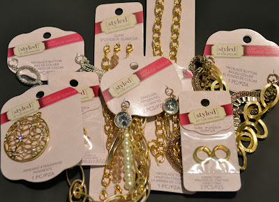 Styled By Tori Spelling, Glam Collection, Jewelry, DIY