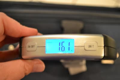 Luggage, Scale, Eat Smart, Voyager