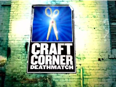 Craft Corner Deathmatch, Television, Style Network