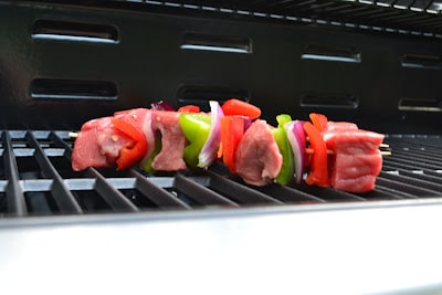 Grilling Is Happiness, Sears Grilling, Sears, Kenmore, Mocha Grill, Photography