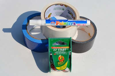 Duct Tape, Painters, Duck Tape, Packing Tape
