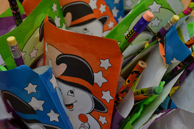 Halloween, Treats, Bags, Trick or Treat
