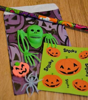 Halloween, Treat, Bag, Goodies, Discount