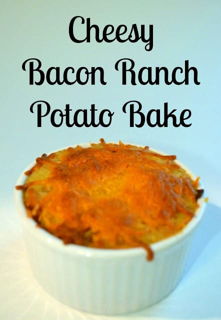 Cheese, Bacon, Ranch, Potato, Brummel & Brown, Yogurt, Healthy, Thanksgiving, Recipe