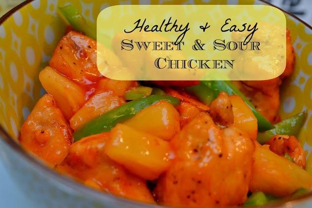Sweet & Sour, Chicken, Tyson, Recipe,