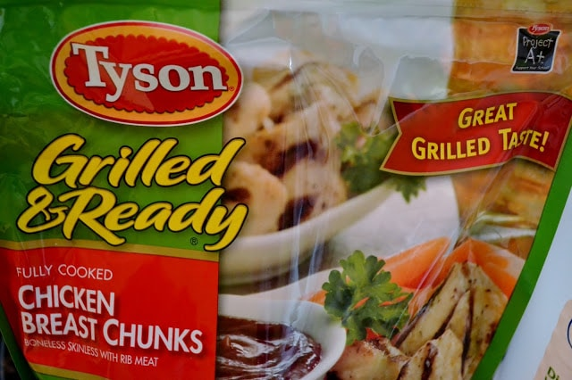 Grilled, ready, Tyson, Chicken