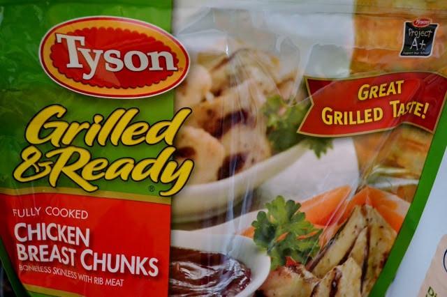 Grilled, ready, Tyson, Chicken