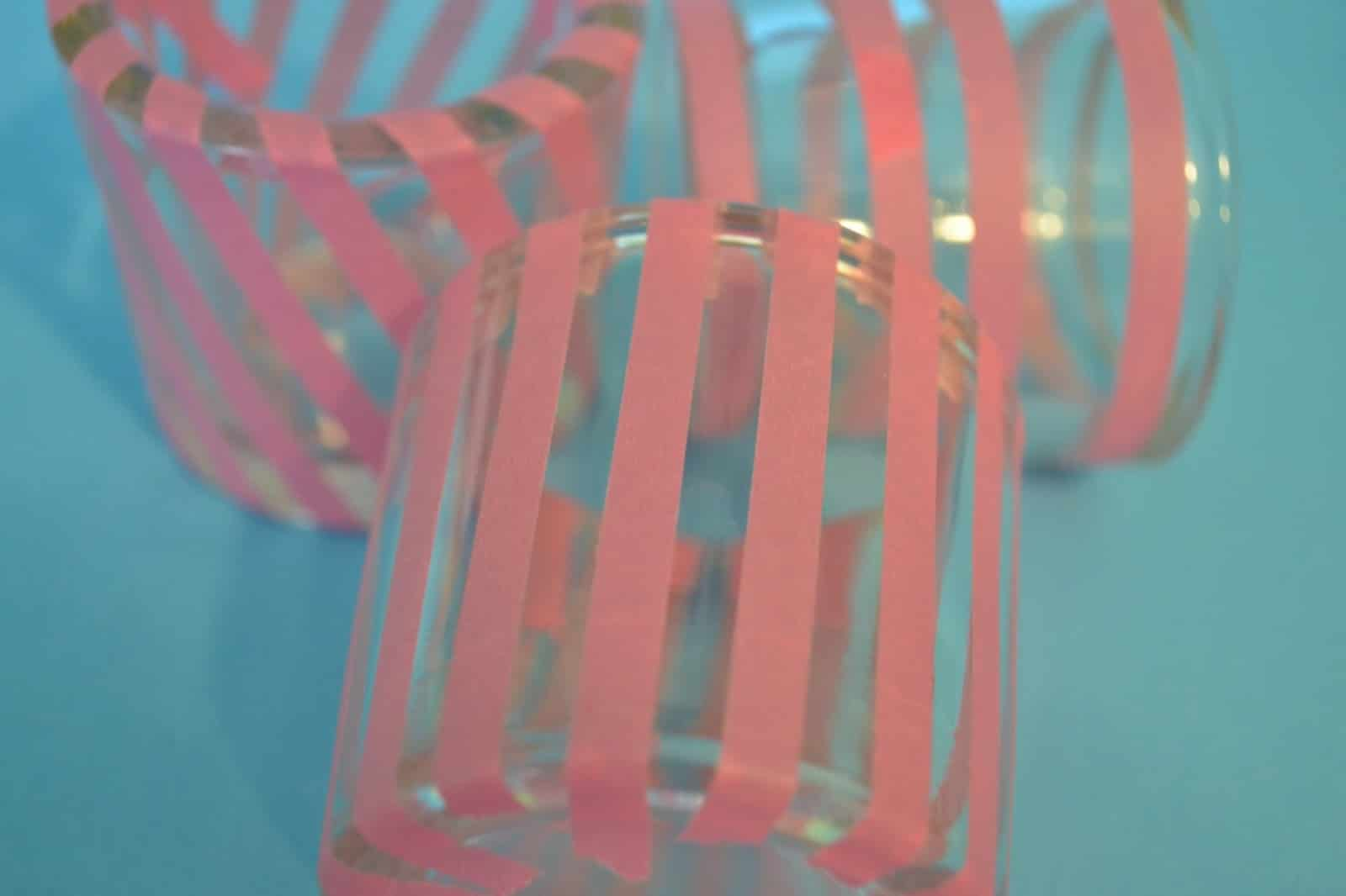 Tutorial} Etched Glass Votives - As The Bunny Hops®