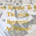Seven Reasons To Buy The 20/20 Experience