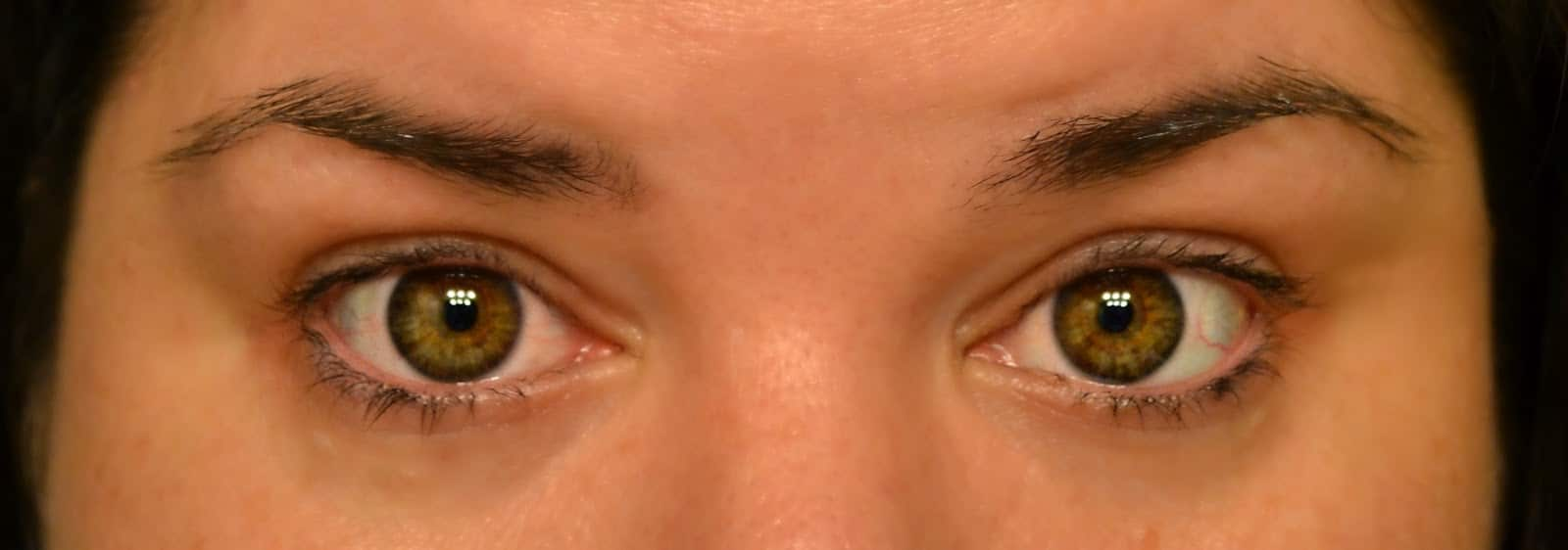 And after brow correction permanent eyeliner permanent eyebrows