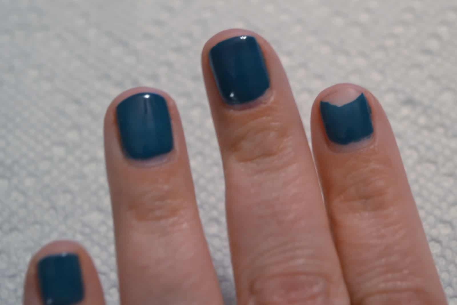 Makeup Monday} Removing Gel Nail Polish