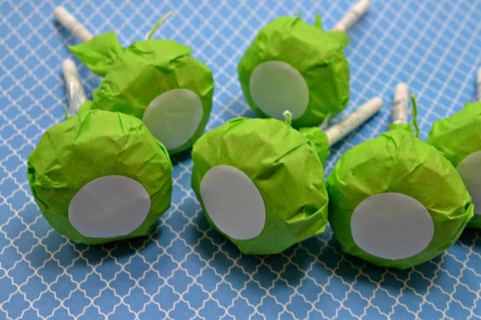 Mike Wozawski Lollipops