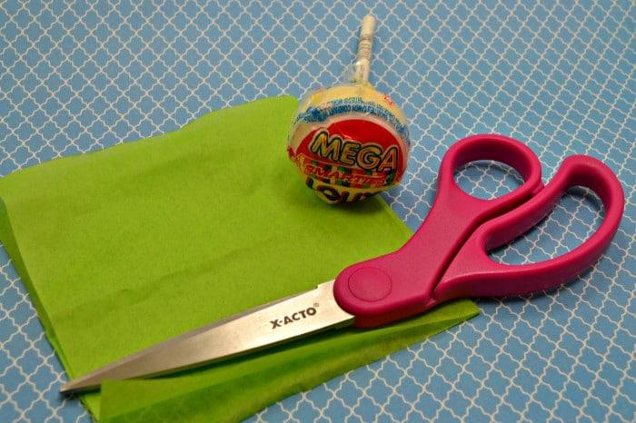Tissue Paper, Lollipops, Monsters University