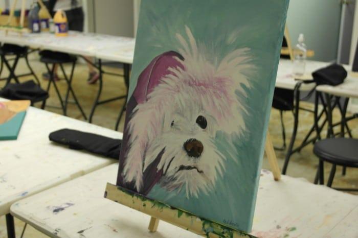 Puppy, Art