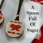 {Tutorial} Mary Poppins Inspired Chocolate Spoons