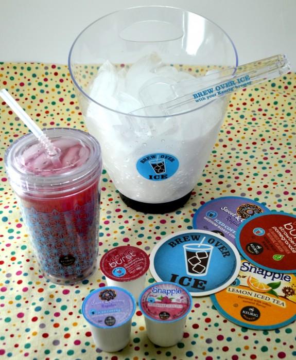 Brew Over Ice Prize Kit