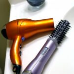 {Makeup Monday} John Frieda Salon Shape Hot Air Brush and Conair Infiniti Pro Dryer