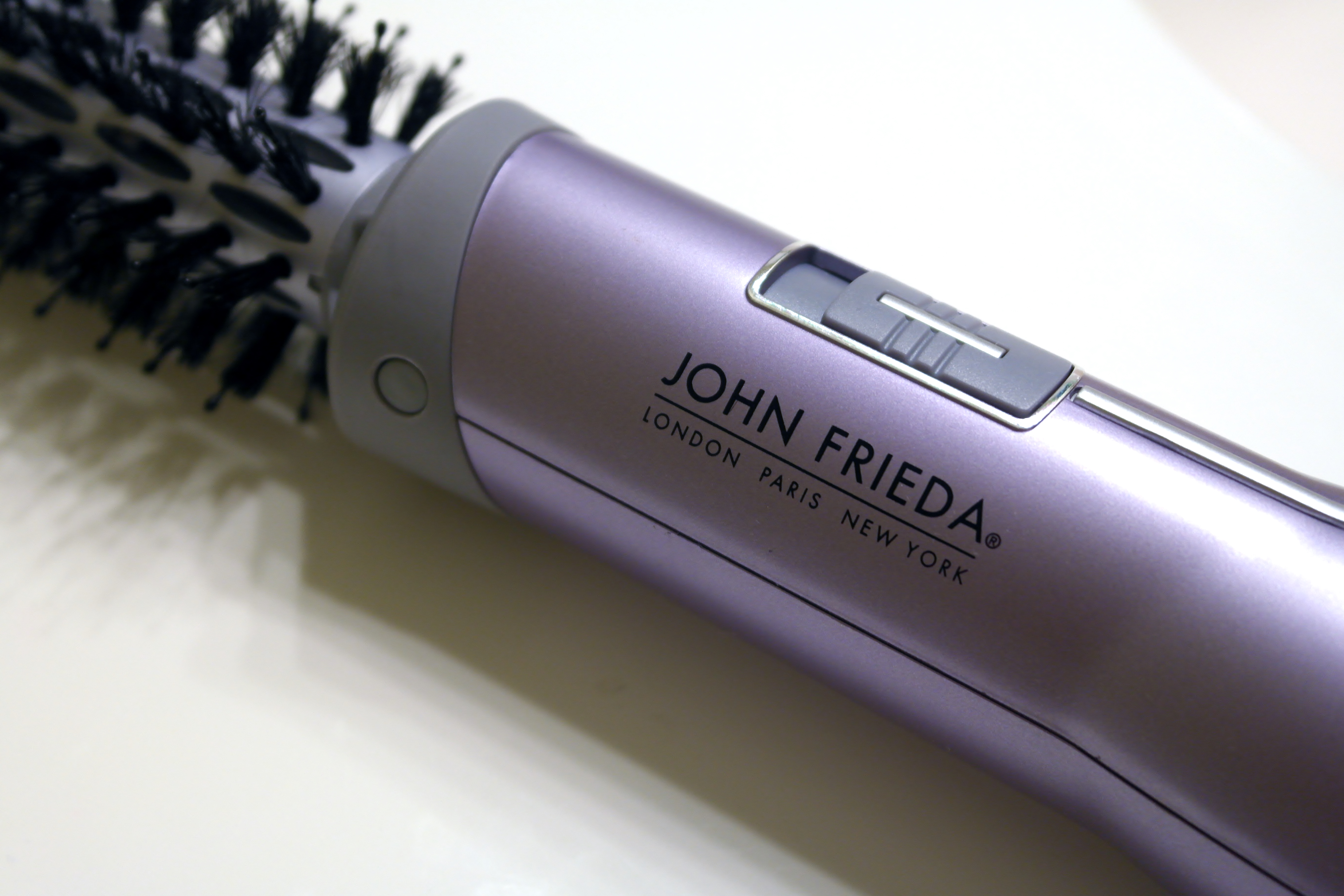 Makeup Monday John Frieda Salon Shape Hot Air Brush And