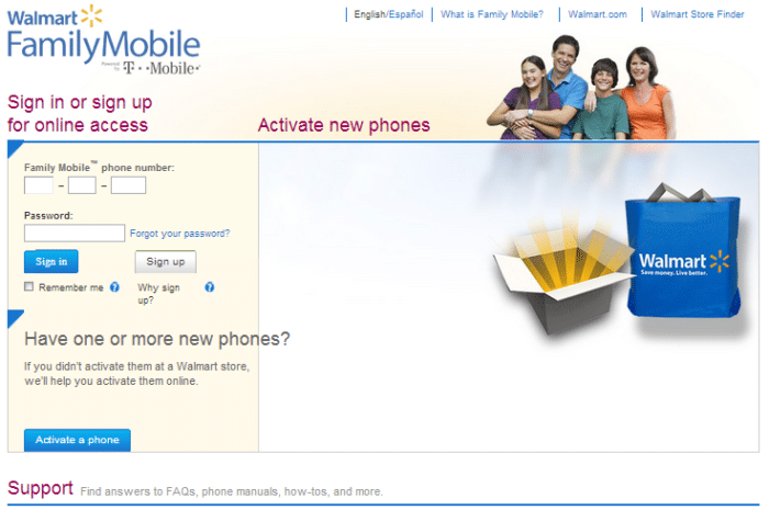 My Family Mobile Screenshot, #shop