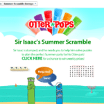Enjoy The Summer With Otter Pops!