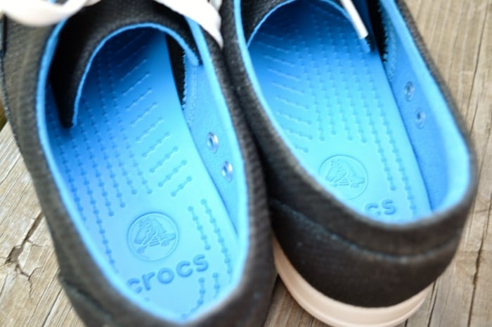 Crocs Inside