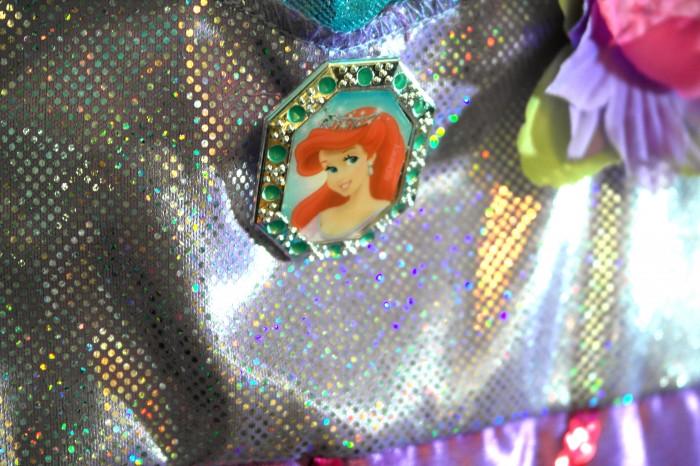 The Little Mermaid Costume Decoration #shop