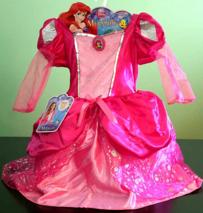 Little Mermaid Dress Up #shop