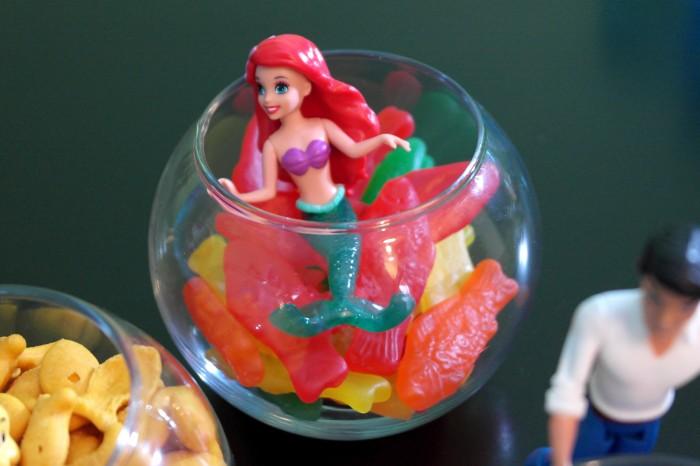 Little Mermaid Sweedish Fish #shop