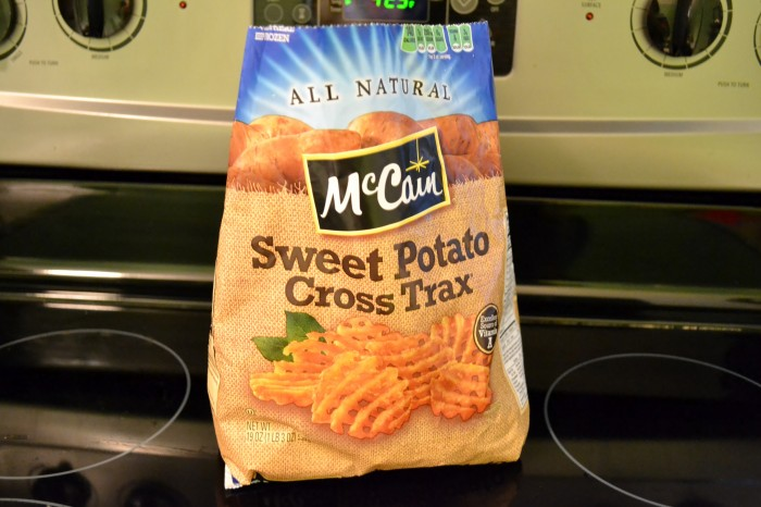 McCain Sweet Potato Fries Bag