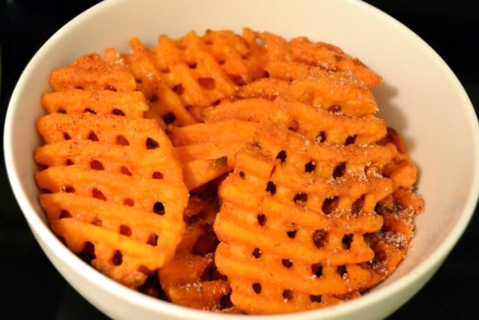 McCain Sweet Potato Waffle Fries