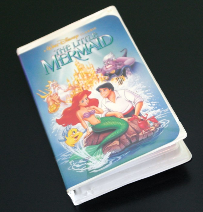 The Little Mermaid VHS #shop