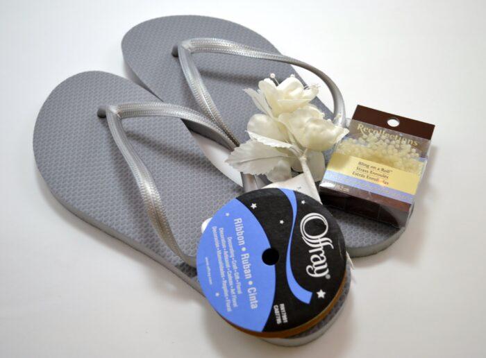 Wedding Flip Flop Supplies