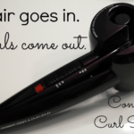 Crazy Easy Curls with the Conair Curl Secret