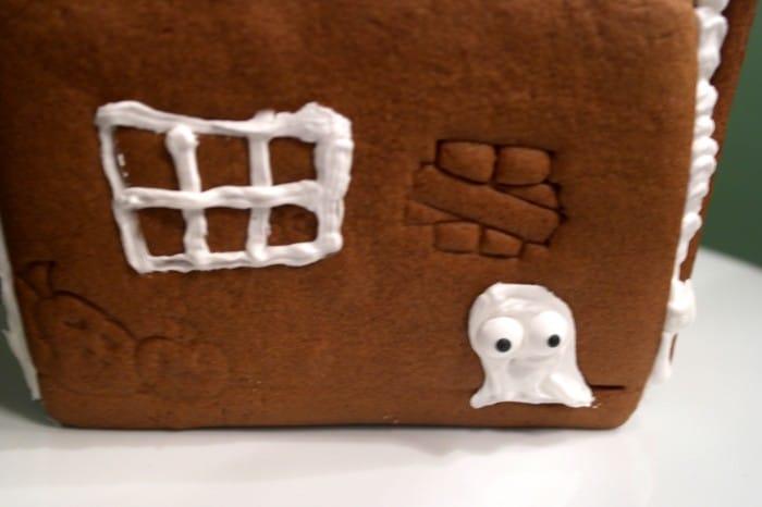 Gingerbread Ghost