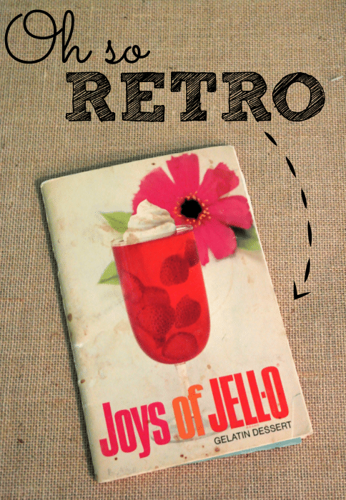 Joys of Jell-O Cookbook
