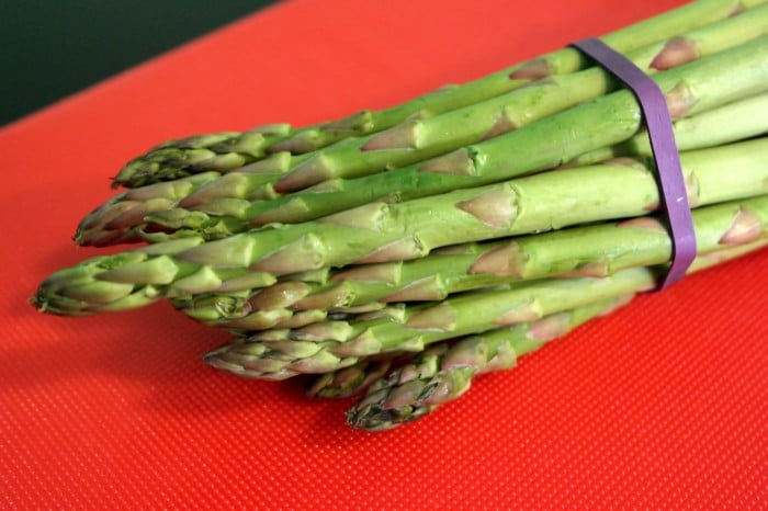 Asparagus from Walmart #shop