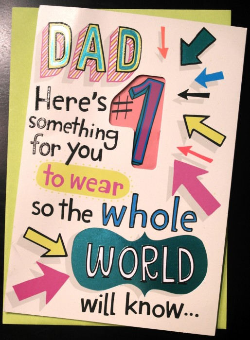 Dad's Birthday Card #shop