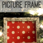 {Tutorial} Extra Gum Wrapper Picture Frame