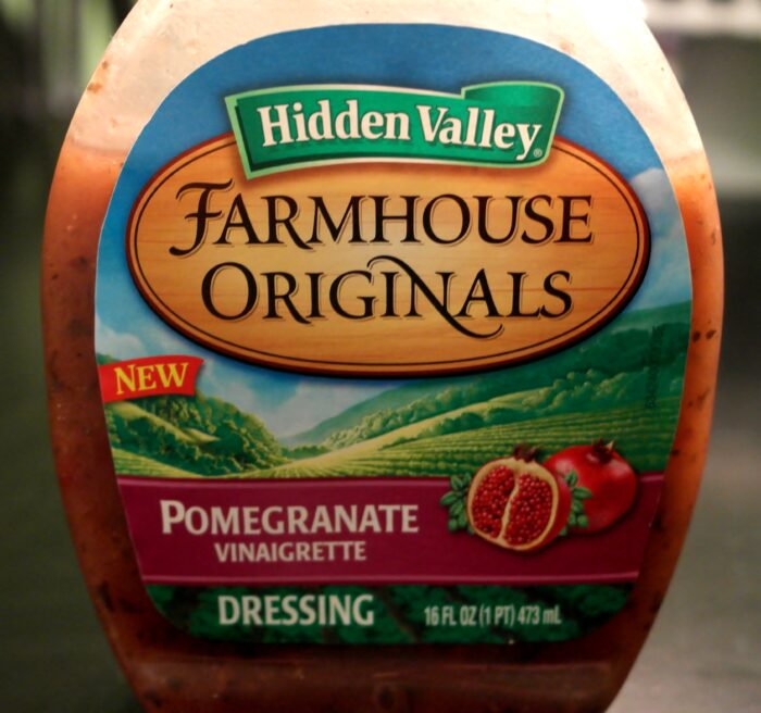 Hidden Valley Farmhouse Originals Pomegranate Vinaigrette #shop