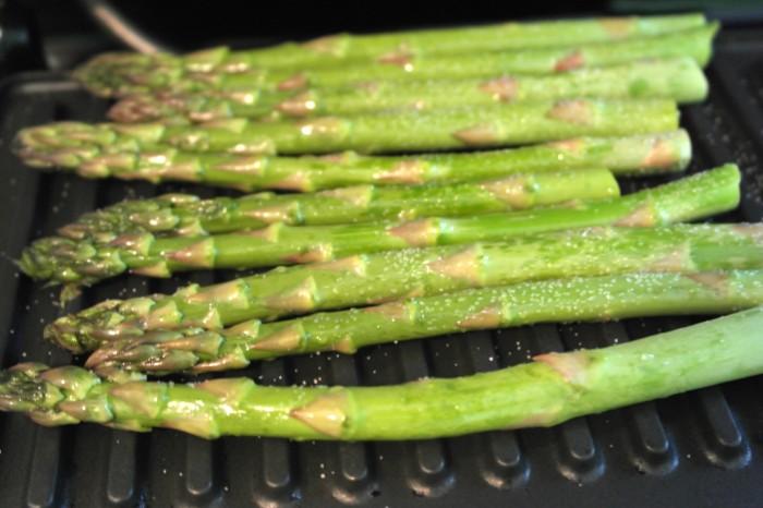 Panini Press Grilled Asparagus #shop