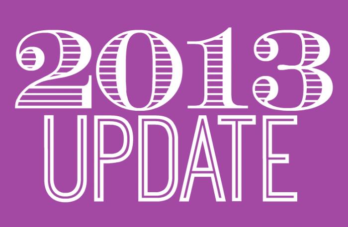 2013 Update