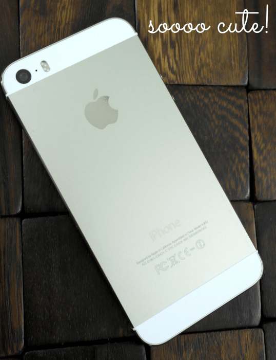 Gold iPhone Cute #APlusPlan #shop #cbias