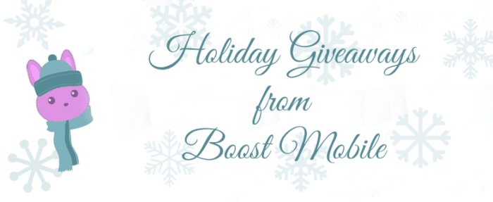 Holiday Giveaways Boost Mobile