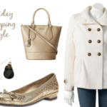 {Fashion Friday} Holiday Shopping Style with the Olivia Ballet Flat