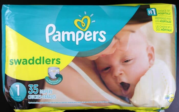 Pampers' Swaddlers