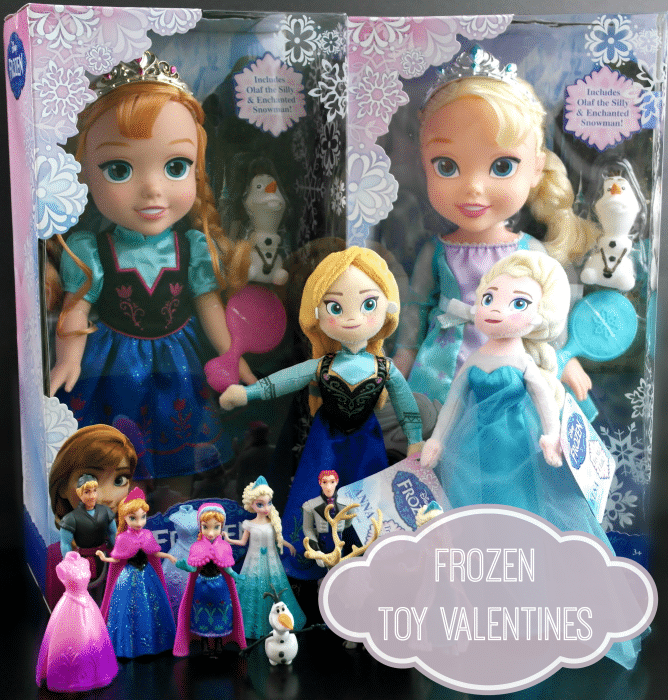 FROZEN Toy Valentines #FROZENFun #shop #cbias