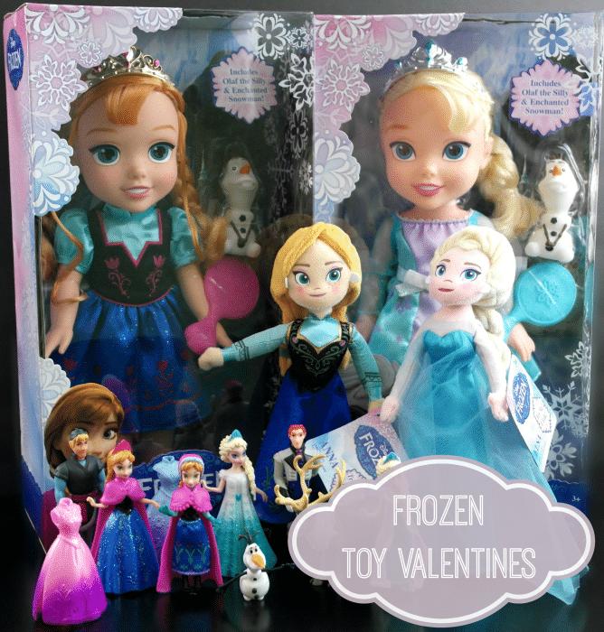 FROZEN Toy Valentines #FROZENFun #shop #cbias