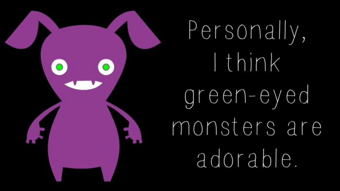 Jealousy Monster